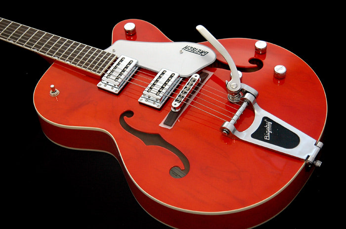 Out of the box Gretsch 5120